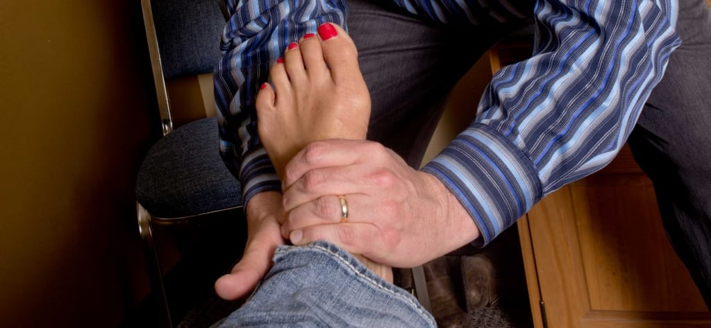 Foot Pain Treatment - Foot Doctor in Springfield MO