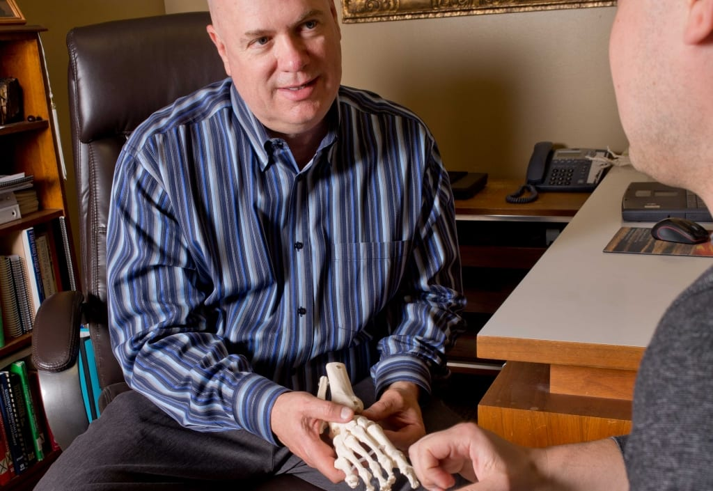 Hand and Foot Healing Services - Chiropractors Springfield MO