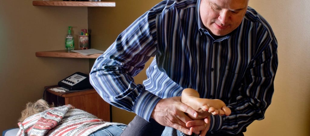 Ankle Dysfunction Adjustments - Ankle Pain Springfield MO